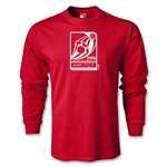 FIFA Interactive World Cup LS Emblem T-Shirt (Red)