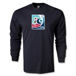 FIFA U-20 World Cup Turkey 2013 LS Emblem T-Shirt (Black)