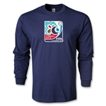 FIFA U-20 World Cup Turkey 2013 LS Emblem T-Shirt (Navy)