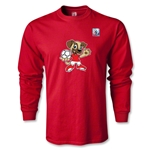 FIFA U-20 World Cup Turkey LS Mascot T-Shirt (Red)