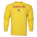 China FIFA Women's World Cup Canada 2015(TM) LS T-Shirt (Yellow)