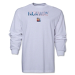 Norway FIFA Women's World Cup Canada 2015(TM) LS T-Shirt (White)