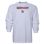 Germany FIFA Women's World Cup Canada 2015(TM) LS T-Shirt (White)