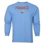 France FIFA Women's World Cup Canada 2015(TM) LS T-Shirt (Sky)