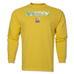 Sweden FIFA Women's World Cup Canada 2015(TM) LS T-Shirt (Yellow)