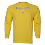 Colombia FIFA Women's World Cup Canada 2015(TM) LS T-Shirt (Yellow)
