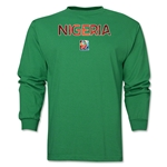 Nigeria FIFA Women's World Cup Canada 2015(TM) LS T-Shirt (Green)