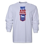 Ipswich Town We Are LS T-Shirt (White)
