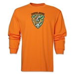 Jaguares de Chiapas LS T-Shirt (Orange)