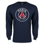 Paris Saint-Germain LS T-Shirt (Navy)