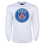 Paris Saint-Germain LS T-Shirt (White)