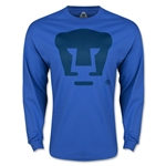 Pumas UNAM Core LS T-Shirt (Royal)