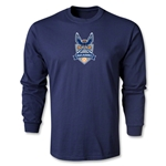 Carolina Railhawks LS T-Shirt (Navy)