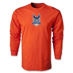 Carolina Railhawks LS T-Shirt (Orange)