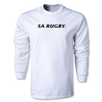 South Africa Springboks LS T-Shirt (White)