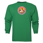 FC Santa Claus Core Men's LS T-Shirt (Green)