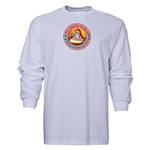 FC Santa Claus Core Men's LS T-Shirt (White)