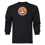 FC Santa Claus Core Men's LS T-Shirt (Black)