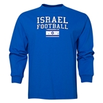 Israel LS Football T-Shirt (Royal)