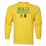 Mali LS Football T-Shirt (Yellow)
