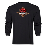 Trinidad and Tobago Warriors LS T-Shirt (Black)