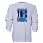 Tottenham Pixel Graphic LS T-Shirt (White)