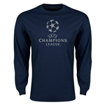 UEFA Champions League LS T-Shirt (Navy)