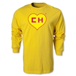 Chapulin LS T-Shirt (Yellow)