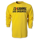 Chapulin Los Buenos LS T-Shirt (Yellow)