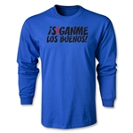 Chapulin Los Buenos LS T-Shirt (Royal)