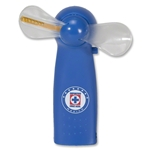Cruz Azul Message Fan Blister