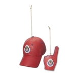 Chivas Cap & Finger Ornament Set