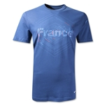 France Core T-Shirt (Blue)