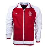 Portugal 12/14 Core Trainer Jacket (Sc/Wh)
