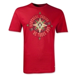 Portugal Core T-Shirt (Red)