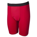 Men's Compression Shorts (Red)