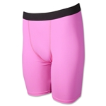 Men's Compression Short (Neon Pink)