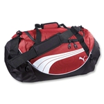PUMA TeamSport Formation Medium Duffel (Red)