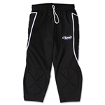 Jima Goleiro 3/4 Goalkeeper Pants (Black)