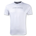 Under Armour HeatGear Touch Fitted T-Shirt (White)