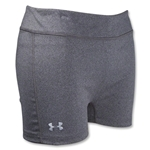 Under Armour Women's HeatGear Touch Shorty (Gray)