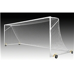 Kwik Goal Pro Premier Euro Match Goal with Swivel Wheel