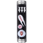 Arsenal Golf Gift Tube