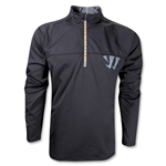 Warrior Megaheat 1/4 Zip Training Top (Black)
