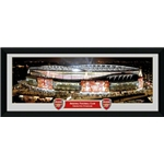 Arsenal Euro Night 30 x 12 Panoramic