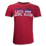 Bakline Less War More Rugby SS T-Shirt