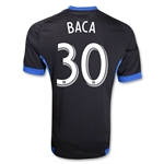 San Jose Earthquakes 2013 BACA Primary Soccer Jersey