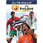All the Goals of Euro 2004 Soccer DVD