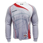 Vizari Catalina Long Sleeve Goalkeeper Jersey (Gray)