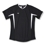 Under Armour Stealth Soccer Jersey (Black)